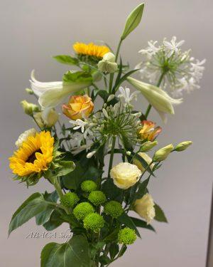 Bouquet Linéaire_ longues tiges 1